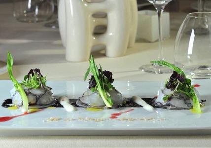 Ricette grandi chef il polpo verace di michele deleo for Alta cucina ricette