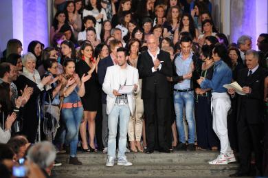 giovani stilisti ai piedi del vesuvio 1channel con gusto ForScuola Burgo
