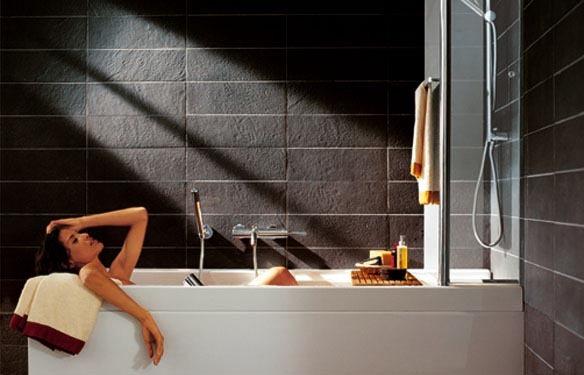 niente più vasche da bagno nelle camere d'albergo - 1channel con ... - Vasche Da Bagno Combinate Con Doccia