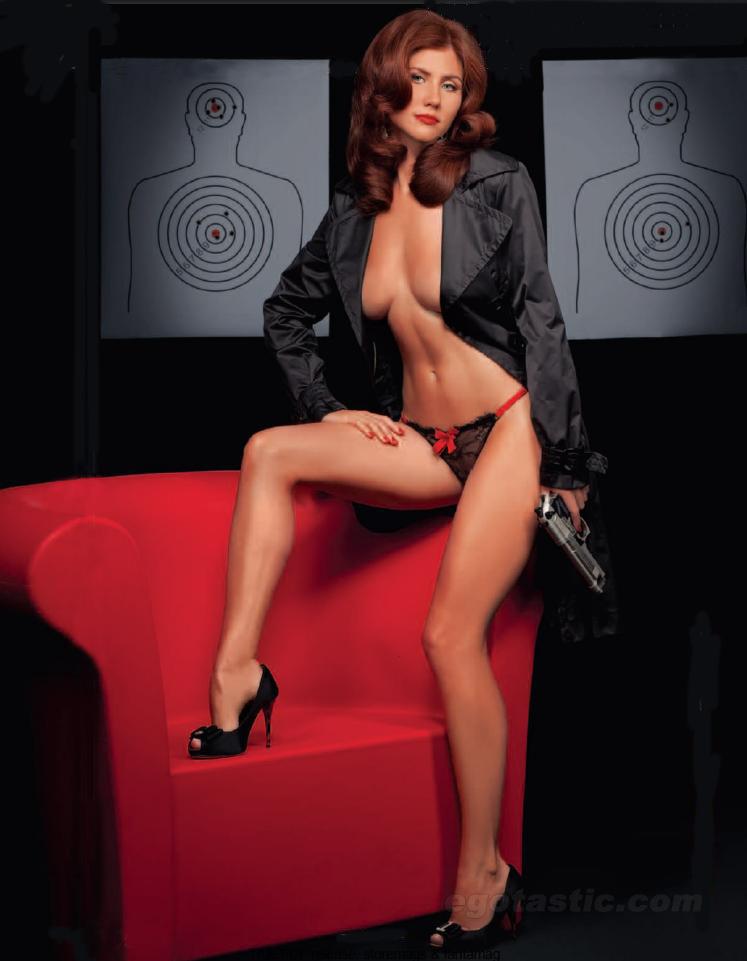 """La spia rossa si spoglia per """"Maxim"""" - 1channel Con Gusto ..."""
