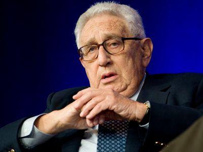 Henry Kissinger, principale responsabile degli inviti al Gruppo Bilderberg
