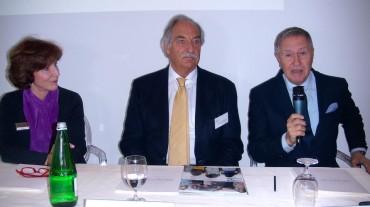 Heidi Pagani, Silvio Tarchini, Ettore Mocchetti