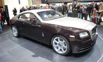 Rolls Royce Ginevra 2013