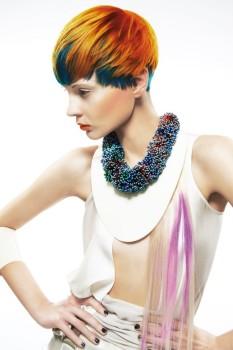 Potere al colore! Credits: Class Parrucchieri