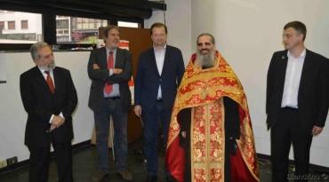 Cappellini, Santaniello, Paramonov, Padre Ambrogio, Lobortas