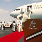 Emirates immagini repertorio