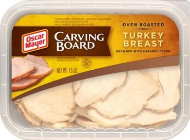 La Kraft Foods ha impiegato oltre due anni per ottenere delle fette di tacchino più irregolari, che sembrino tagliate a mano