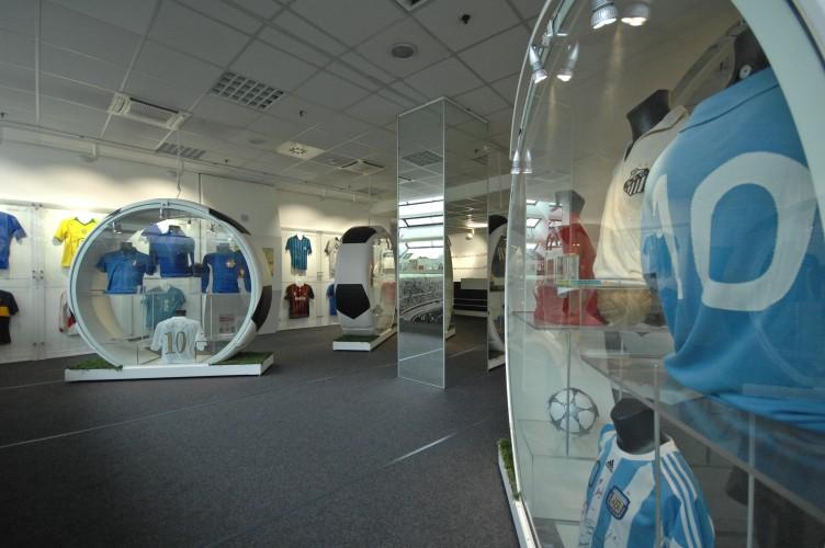 Museo dello sport-Calcio