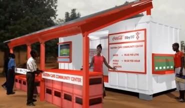 I chioschi dovrebbero fornire acqua potabile, corrente elettrica, connessione gratuita a internet, farmaci e vaccini
