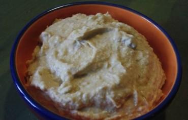 Hummus di roveja
