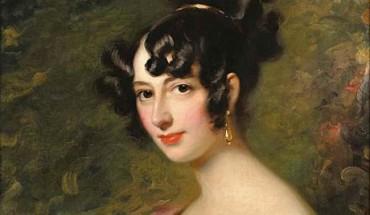 """La bella aristocratica russa Daria Lieven, soprannominata """"Sibilla diplomatica"""""""