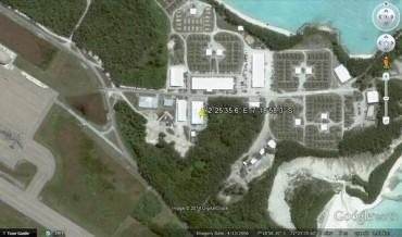 La base militare americana segreta a Diego Garcia