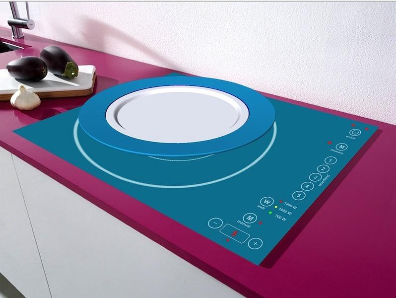 Nuova tecnologia in cucina hot plate cali 1channel con gusto giusto 1channel con gusto giusto - Cucinare con induzione ...