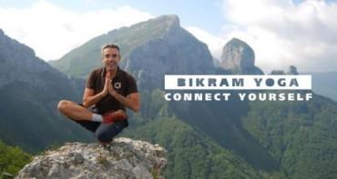 Antonio Spera, Bikram Yoga Milano