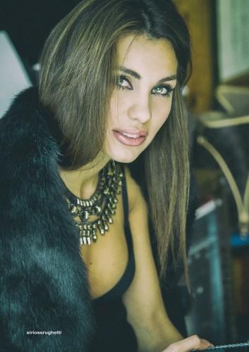Luna Voce Miss Universo Italia 2013