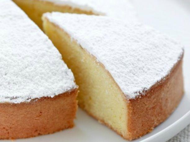 La Torta Margherita Vegana 1channel Con Gusto Giusto 1channel