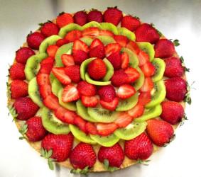 Crostata di frutta con Prontocrem