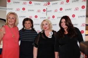 Paola Neri, Vanna Meroni, Giordana Mill, Francesca Meroni