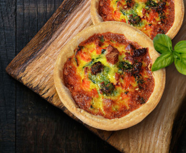 Foto Quiche con LP Low Protein Farmo