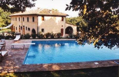 Villa Marchese, Ponsacco (PI), Italia