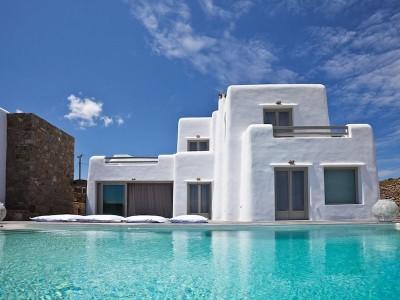 Villa Nea3, Mykonos, Grecia