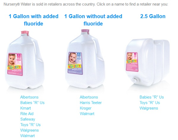 flouride-Nursery-Water