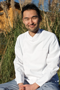 Chef Takeshi Iwai
